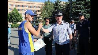 Відбулося нагородження переможців другого етапу IX Всеукраїнської спартакіади з військово-прикладних видів спорту