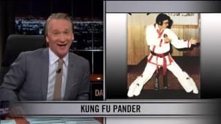 Bill Maher: Vladimir Putin Kung Fu Pander