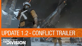 Tom Clancy's The Division - 1.2-es Frissítés: Conflict Trailer