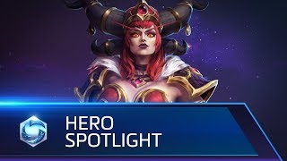 Heroes of the Storm - Alexstrasza Spotlight