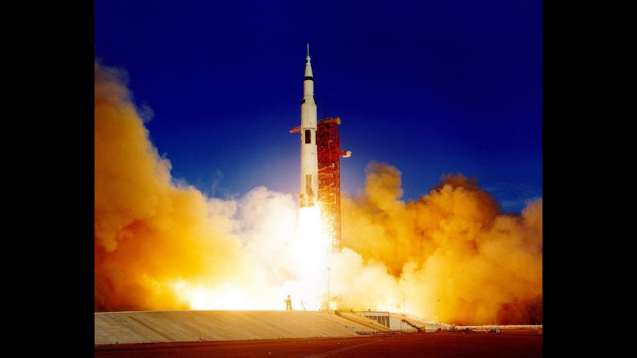 hd apollo 1 rocket - photo #2