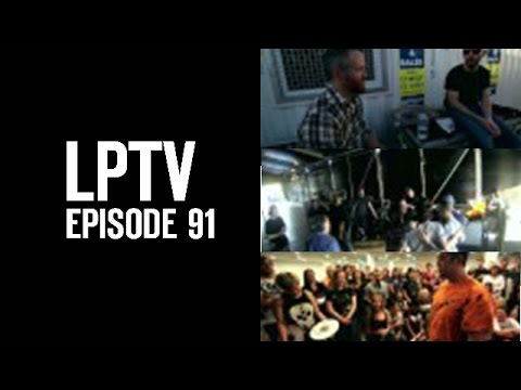 LPTV: CASTLE OF GLASS Rehearsals and Spike VGA Performance