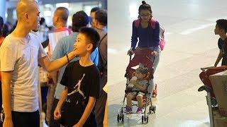 Chồng cũ ra sân bay đón Kim Hiền và hai con về nước lúc nửa đêm [Tin mới Người Nổi Tiếng]