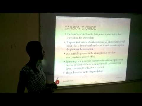 ISM STUDENTS PROJECT PRESENTATION (ACCRA GIRLS)