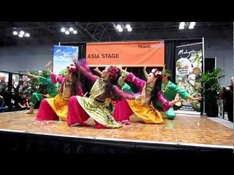 Dikir Barat of Kelantan | Malaysian Dance Performance | The New York Times Travel Show 2013