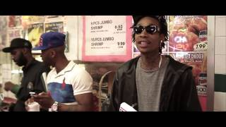 Wiz Khalifa ft.  Smoke DZA - Old Chanel