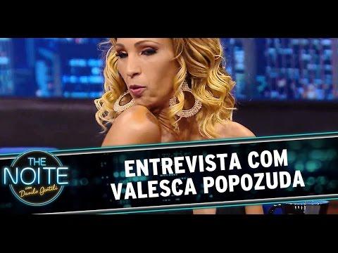The Noite (30/10/14) - Entrevista com Valesca Popozuda