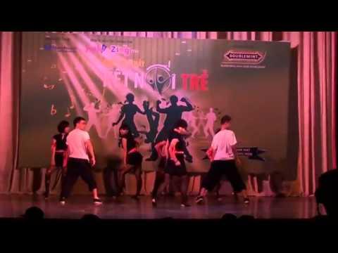 Hip Hop Jazz Team (Thuy Vu Choreography) - KET NOI TRE 2011