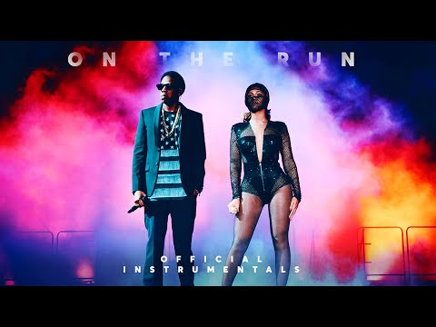 On The Run Tour: Official Instrumentals