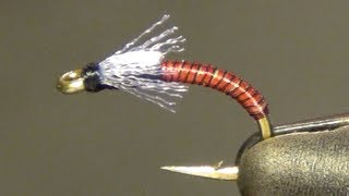 Juju Bee Midge Fly Tying Video Instructions Charlie