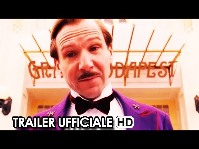 The Grand Budapest Hotel Trailer Ufficiale Italiano (2014) - Wes Anderson Movie HD