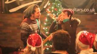 The Hostiles & The Basement Staff - Baby it's Cold Outside