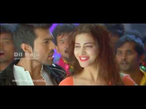 Ram-Charan-Yevadu-Pimple-Dimple-Song-Promo
