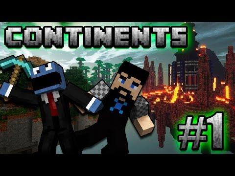 UNA NUEVA AVENTURA | CONTINENTS #1 | Viernes de Minecraft con SrChincheto77