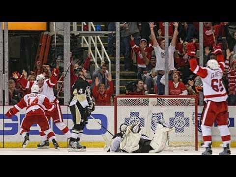 Alfredsson banks in buzzer beater for OT win