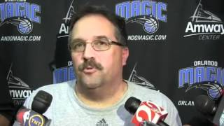 Stan Van Gundy And Dwight Howard Star In The Most Awkward