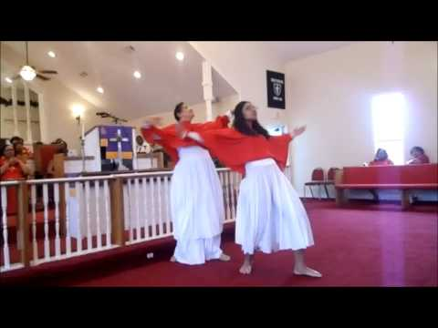 ANNUAL WOMEN'S DAY 2014 : PRAISE DANCE