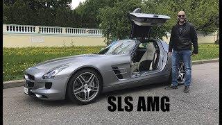 DT_LIVE. Настоящий суперкар от Mercedes — SLS AMG. DragTimes info video - Драгтаймс инфо видео.