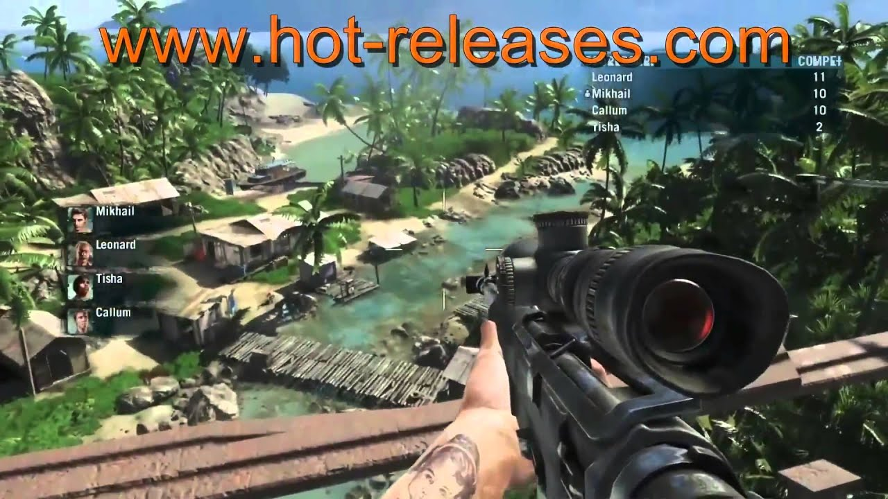 Far Cry v13 patch - Free download and software reviews