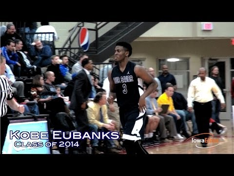 Kobie Eubanks makes it official- MBB