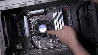 Corsair Commercial: H110 Liquid Cooler Tech Quickie