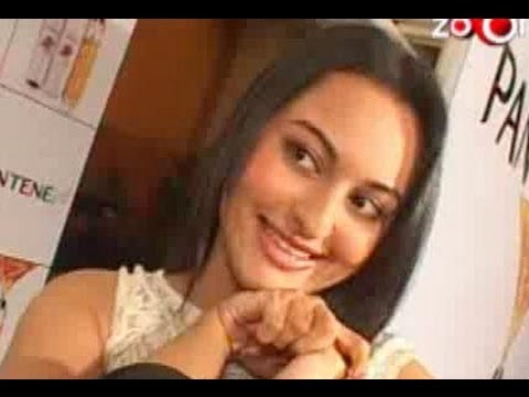 Sonakshi Sinha at a brand promotional event