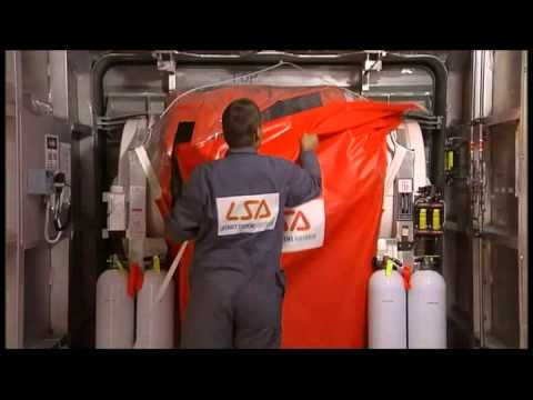 LifeRaft Systems Australia (LSA) 2013 Corporate Video