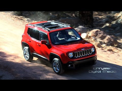 A closer look at the Exterior Design of the 2015 Jeep Renegade
