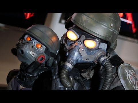 Killzone 3 Helghast Edition - Распаковка