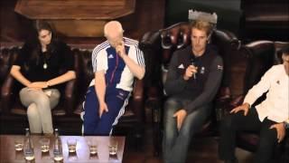 Olympics and Paralympics Panel, The Cambridge Union Society