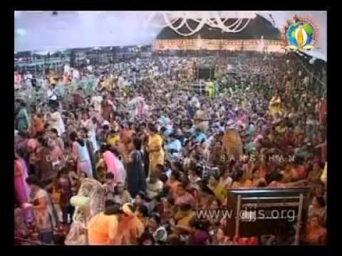 Shri Krishna Janmostav @ DJJS   Shri Ashutosh Maharaj