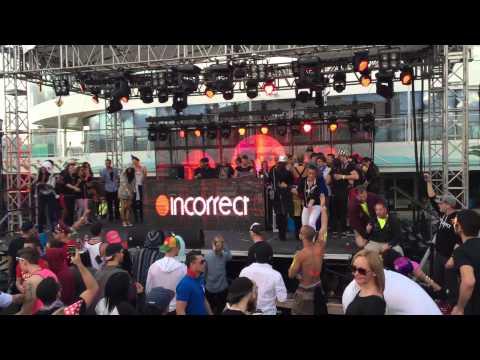 Groove Cruise Xi Miami 2015 - CHUS + CEBALLOS - Last
