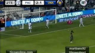 Pumas Campeon: Pachuca Vs Pumas UNAM Clausura 2009 Final 2