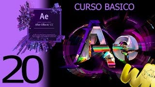 After Effects CC. Capítulo 20