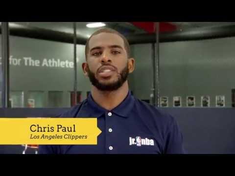 Chris Paul on Ball Handling