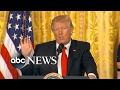 Trump calls Russia coverage fake news