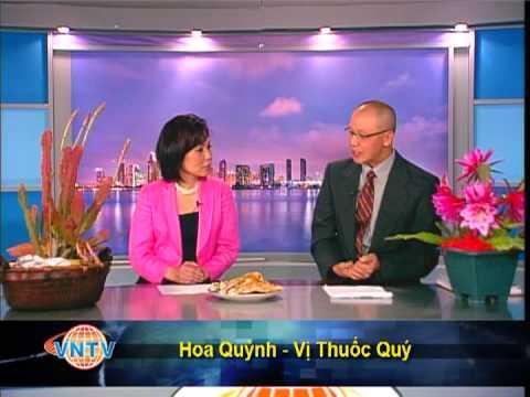 Dược Thảo & Đời Sống: Hoa Quỳnh - Vị Thuốc Quý trong đông y