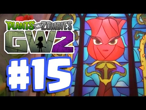 Plants Vs Zombies Garden Warfare Part 100 Zackscottgames Plants Vs