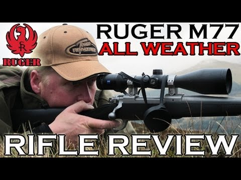 Ruger M77 Hawkeye rifle review review - Shooting UK