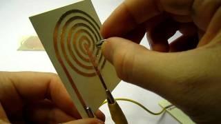 Basit hoparlör yapımı - kağıttan hoparlör