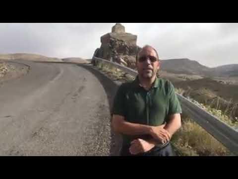 اشغال الطريق الوطنية بين تنغير وبني ملال تشرف على مراحلها الاخيرة