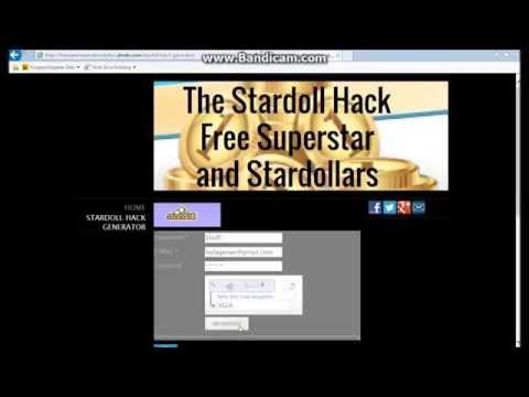 Stardoll Hack - Free Stardollars and Superstar