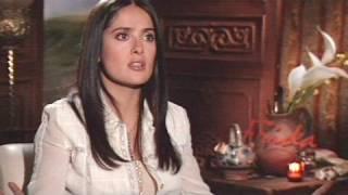 Salma Hayek In 2002 Frida Interview