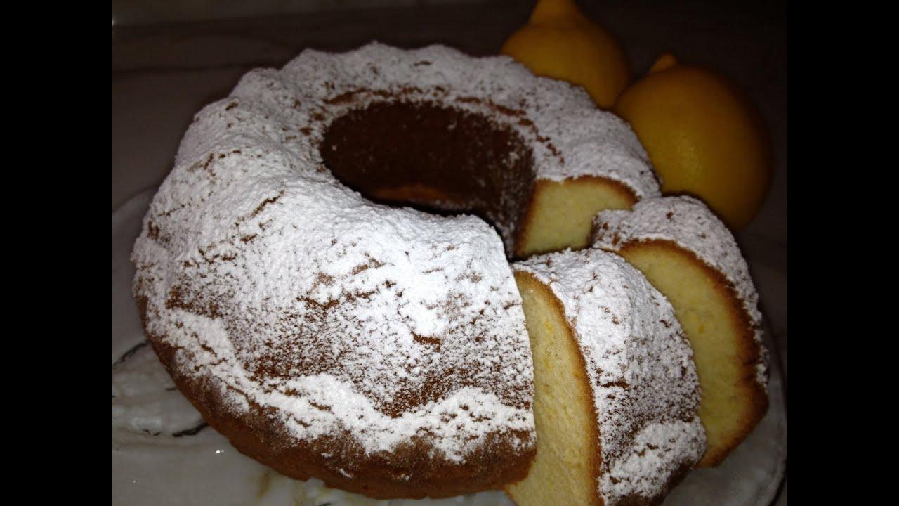 Quick And Easy Madeira Cake Recipe