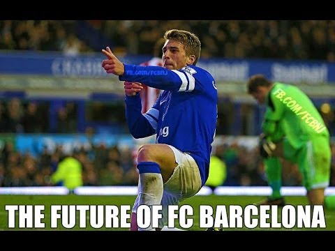 Gerard Deulofeu | Everton | Goals, Assists, Skills | 2013/2014 (HD)