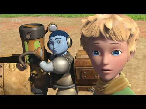 Malý princ 1x05 - Planeta Polykače - 1