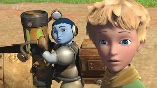 Malý princ 1x05 - Planéta Polykače - 1