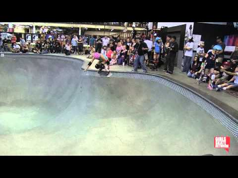 Vans Girls Combi Pool Classic 2013 - Division 1 Finals