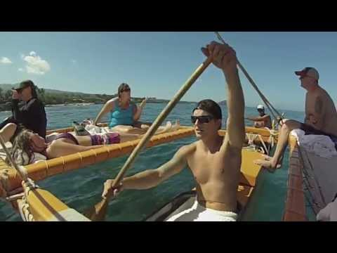 Hawaiian Sailing Canoe & Snorkel with Maui Sailing Canoe #seeMaui