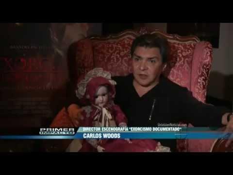 Historia de la pelicula Guatemalteca EL Exorcismo Documentado